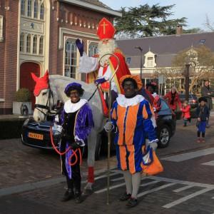 Sinterklaasintocht Zondag 17 november 2019